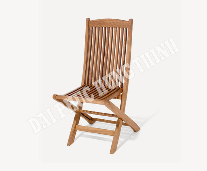 Dakota foldable chair