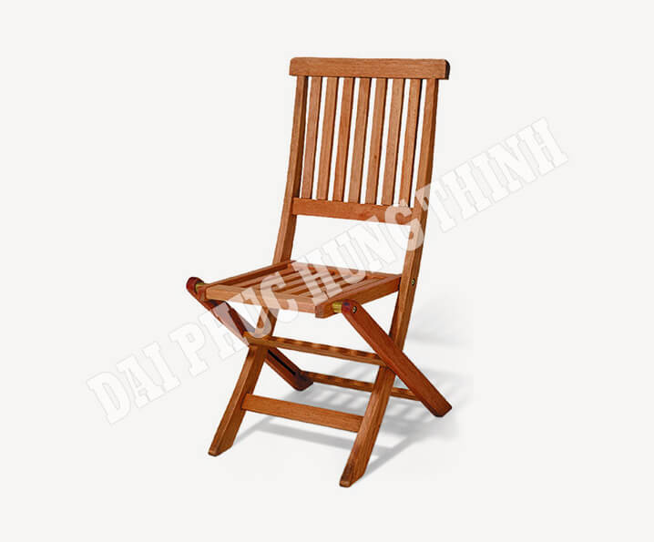 Wellington foldable chair