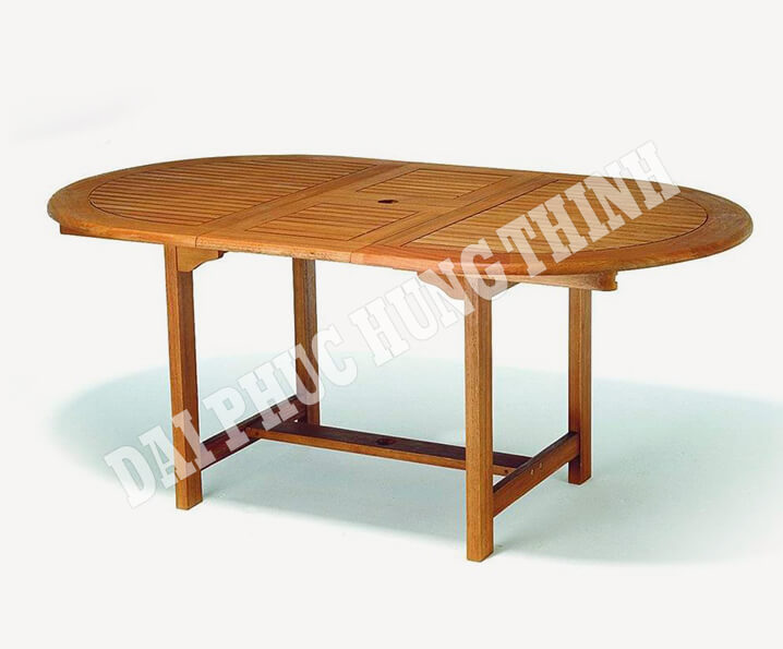 Oldham ext. oval table 180-140x110cm, 75h