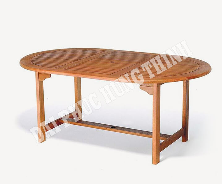 Oldham ext. oval table 220-160x110cm, 75h