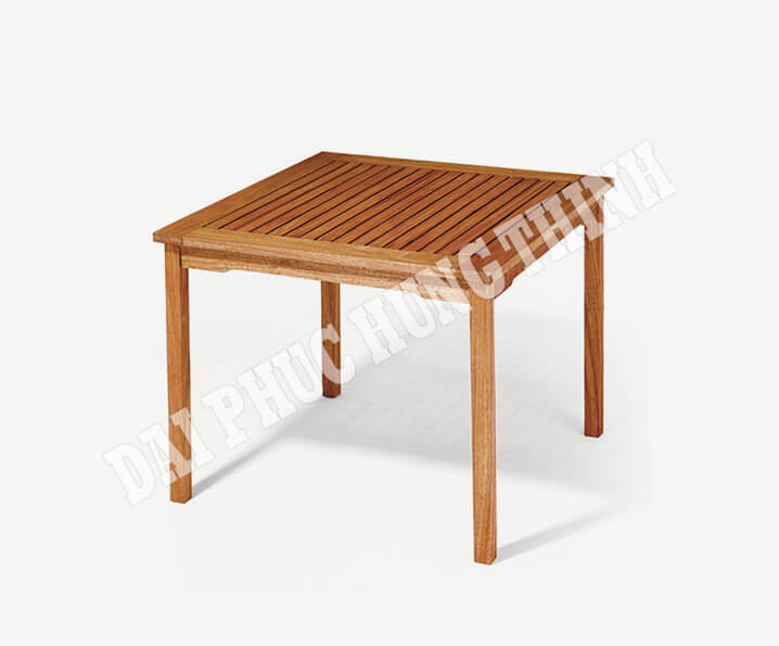 Richmond square table 90x90cm, 75h