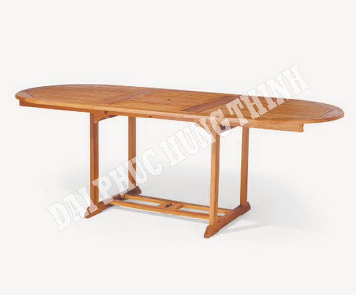 Toledo ext oval table 220-160x100cm, 75h