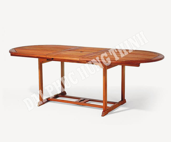 Toledo ext oval table 230-180x100cm, 75h